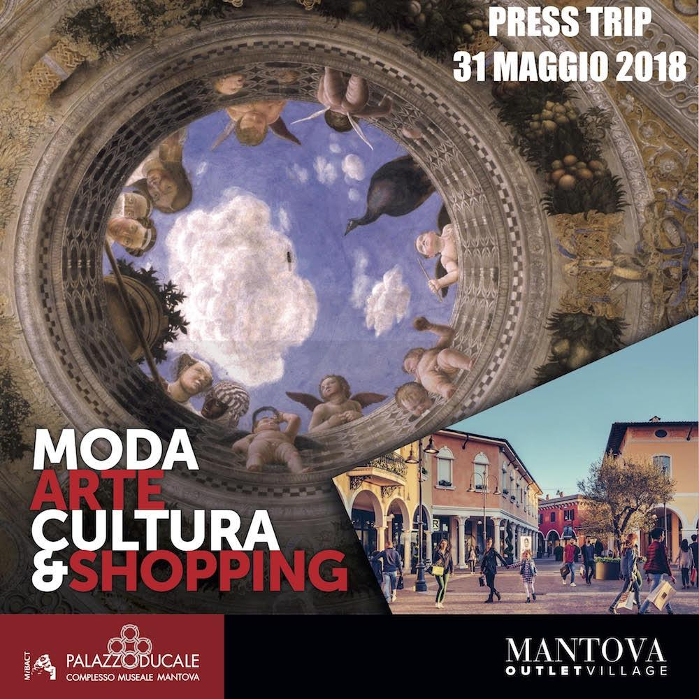 ADVtraining.it - Mantova Outlet Village, nuovo tour a Mantova