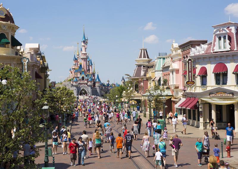 ADVtraining.it - Disneyland Paris, apertura vendite per il 2019