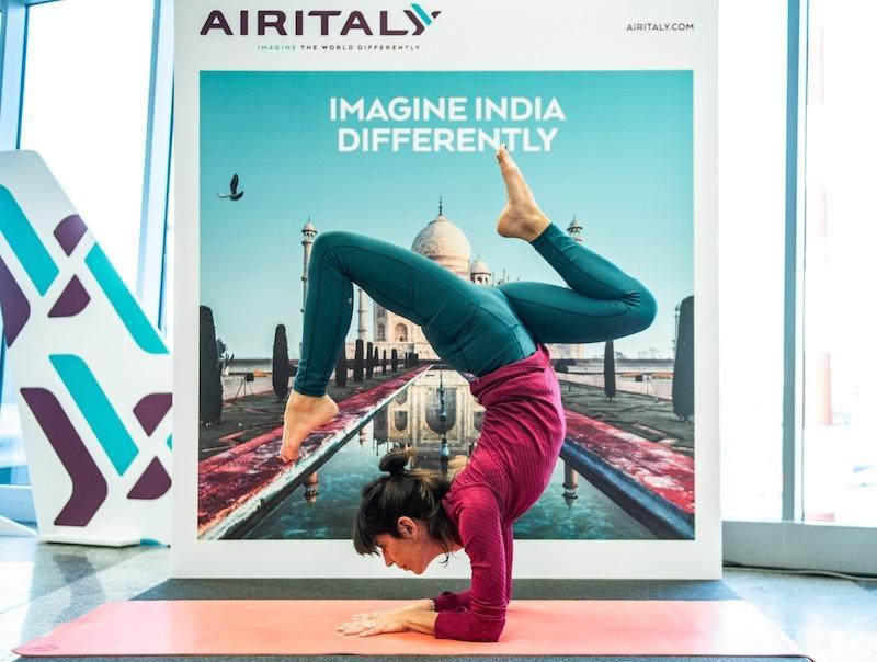 Air Italy ha inaugurato oggi il primo Milano-Delhi